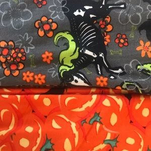 LuLaRoe Bottoms - LuLaRoe Halloween Leggings